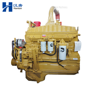 Cummins Motor NTA855-C360S10 SO15599 para Shantui Bulldozer SD32